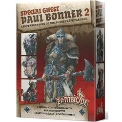Special Guest - Paul Bonner 2 un jeu Edge