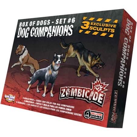 Dog Companions un jeu Edge