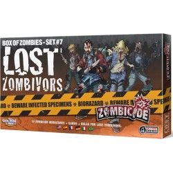 Lost zombivors un jeu Edge