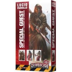 Special Guest Lucio Parrillo un jeu Edge