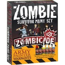 Survivor paint set un jeu Edge