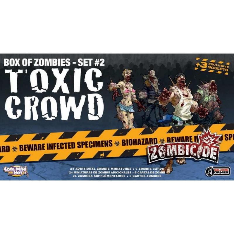 Toxic Crowd un jeu Edge