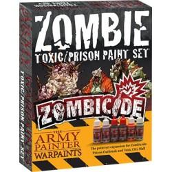 Toxic / Prison paint set un jeu Edge