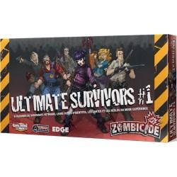Ultimate survivors #1 un jeu Edge