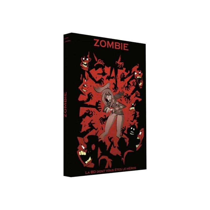 Zombie - La BD dont vous êtes le héros un jeu Makaka Editions