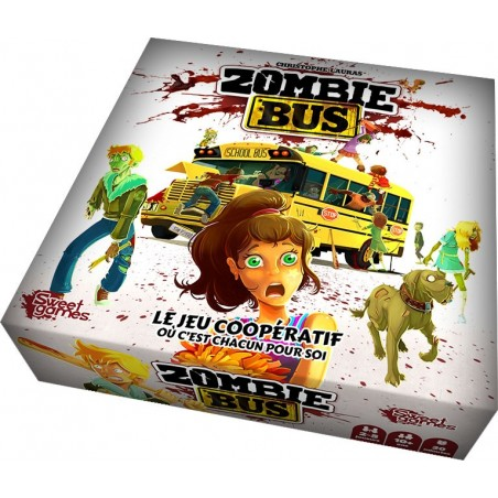 Zombie Bus un jeu Sweet November