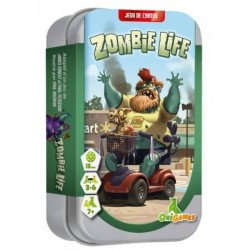 Zombie life un jeu Origames