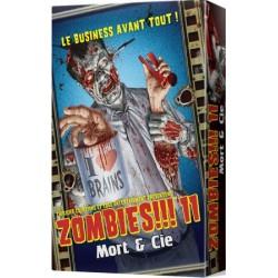 Zombies 11 - Mort & Cie un jeu Edge