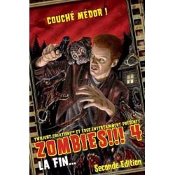 Zombies!!! 4 - La fin un jeu Edge