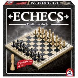 Echecs - Tradition du jeu