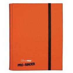 Pro binder - Pumpkin Orange