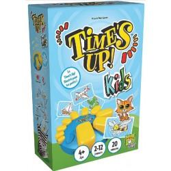 Time's up kids chat avec buzzer