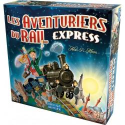 Les aventuriers du Rail Express un jeu Days of wonder