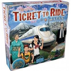 Les aventuriers du rail Japon Italie