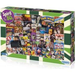 Puzzle 1000 pièces - Spirit of the 80's