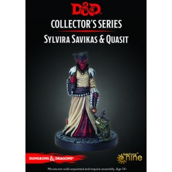 Dungeons & Dragons - Sylvira & Quasit