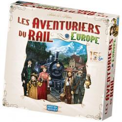 Les aventuriers du rail - Europe - 15 ème anniversaire (En précommande)