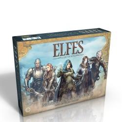 Elfes - Initiation au jdr dans les terres d'Arran