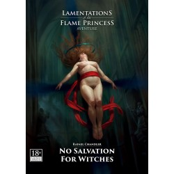 Lamentations of the Flame Princess : No Salvation for Witches