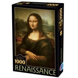 Puzzle 1000 pièces - De Vinci - La Joconde