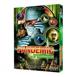 Pandemic Etat d'urgence