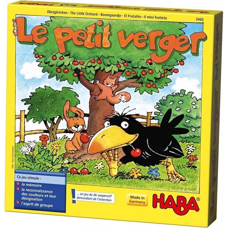 Le petit verger, un jeu Haba