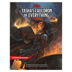 Dungeons & Dragons - Tasha's cauldron of everything VO