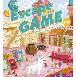 Escape Kids 03 - Échappe-toi du Royaume des Bonbons !