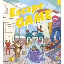 Escape Kids 04 - Pars en Mission avec tes Jouets !