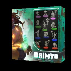 Daimyo Miniature Set