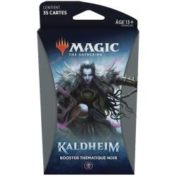 Magic - Kaldheim - Booster thématique noir