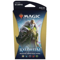 Magic - Kaldheim - Booster thématique Viking