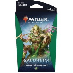 Magic - Kaldheim - Booster thématique vert