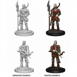 Figurines Town guards
