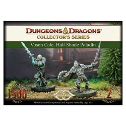 Dungeons & Dragons - Collector's Serie - Vasen Cale, Half Shade Paladin