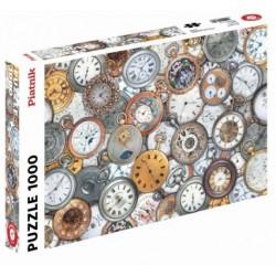 Puzzle 1000 pièces - Montres de poche