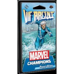 Marvel Champions JCE - Vif argent
