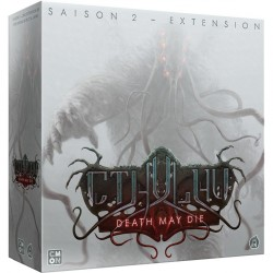 Cthulhu Death May Die - Saison 2 (En précommande)