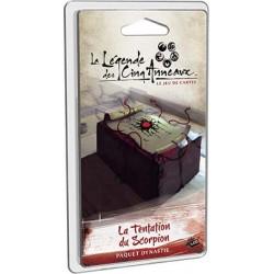 La légende des cinq anneaux - La tentation du scorpion