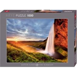 Puzzle 1000 pièces Seljalandsfoss Waterfall