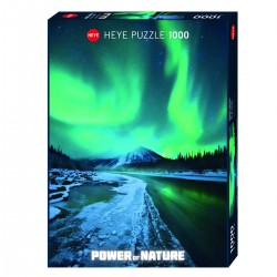 Puzzle 1000 pièces Power of Nature - Northern Lights