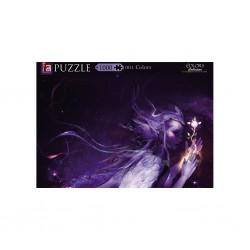 Puzzle 1000 pièces - Fanelia Colors