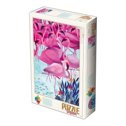 Puzzle 1000 pièces Kurti Andrea - Tropical