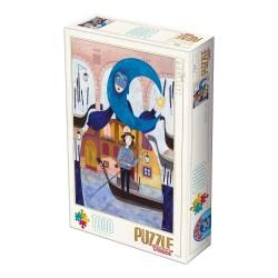 Puzzle 1000 pièces Kurti Andrea - Venise