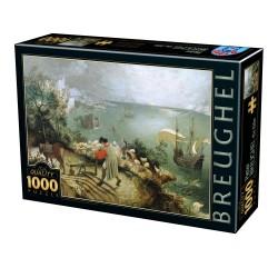 Puzzle 1000 pièces Breughel - Landscape