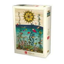 Puzzle 1000 pièces - Nature Fish