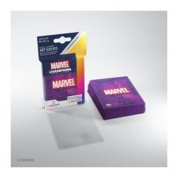 Sleeves Marvel Champions - Purple