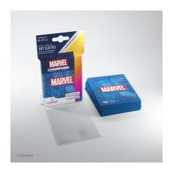 Sleeves Marvel Champions - Blue