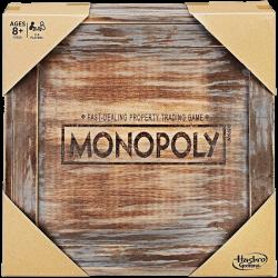 Monopoly - Rustique