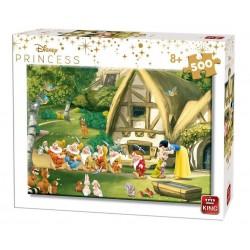 Puzzle 500 pièces - Blanche Neige